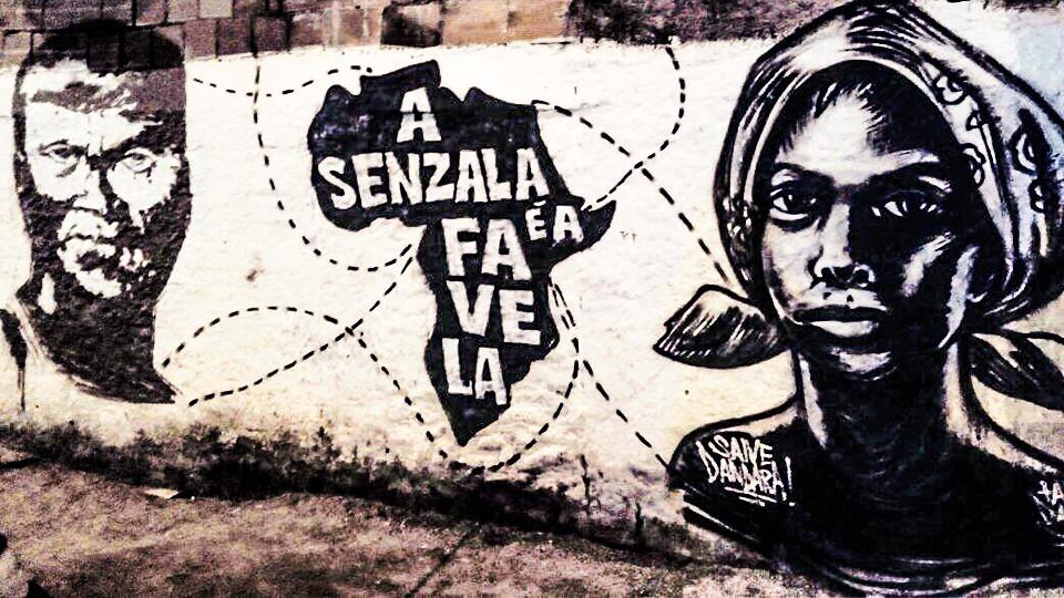 Homenagem à Zumbi e Dandara dos Palmares