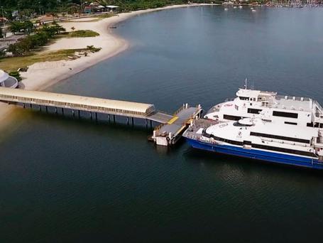 Redução de 65% na tarifa das barcas de Charitas perto de ser aprovada