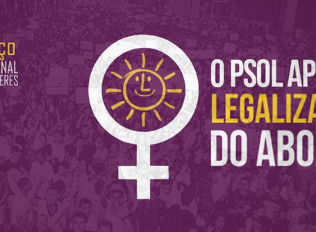 08 de Março - Ou debatemos o aborto ou continuaremos a morrer