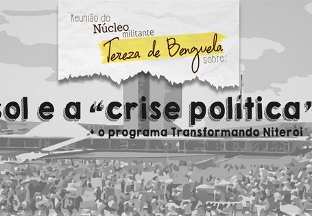 Reunião do núcleo militante Tereza de Benguela sexta (01) às 10h na sede
