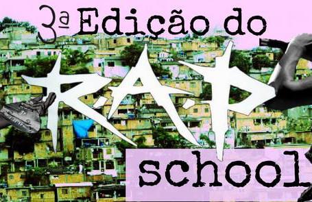 3ª Edição do RAP School acontece 17 de março no Morro do Estado