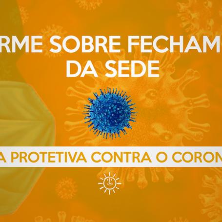 Coronavírus - Instruções para a militância do PSOL Niterói