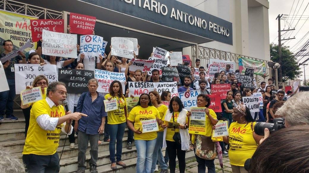 Vereador do PSOL Niterói manifesta apoio