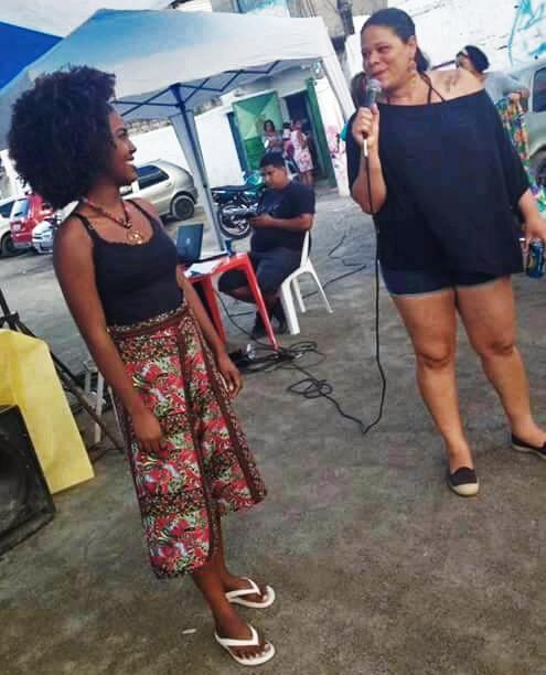 Cintia Cunta e Suelen Eulalia, moradoras do Estado, falam sobre consciência negra