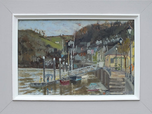 Dartmouth days, unframed 30cm x 20cm