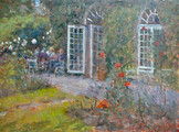 Morning Tea At The Orangery