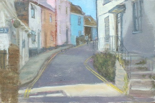 Fore St, Salcombe 30cm x 20cm