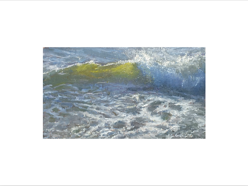 Breaking Wave Giclee Print