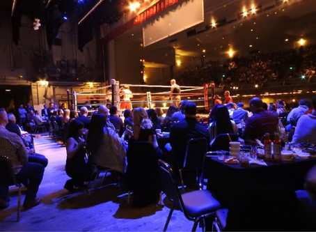 Week in Review: Fight Night/MELTED/One Night Event with 'Son of HipHop'/Sound Valley Music Fest