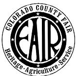 Colorado County fair logo