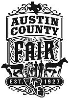 Austing County fair logo