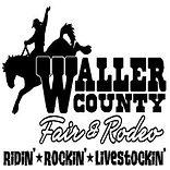 Waller County fair & rodeo logo