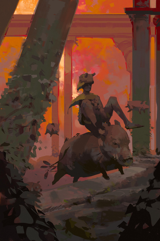 Pig Rider 2