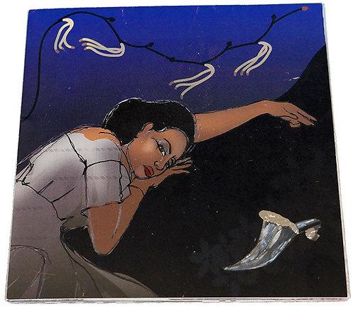 Cinderella. Wordless Tales II. Cards