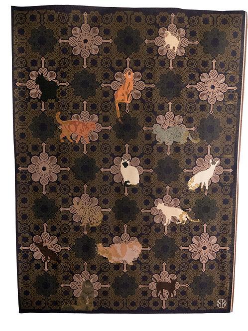 Gatos II. Story cloth