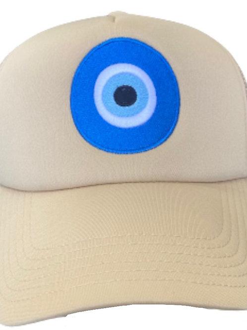 "Cream ""Envy Me"" Trucker Hat"