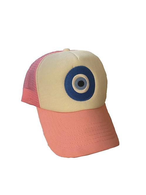 "Pink ""Envy Me"" Trucker Hat"