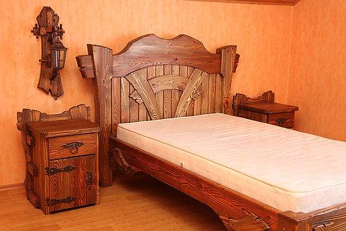"""Кровать """"Охотничья"""""""