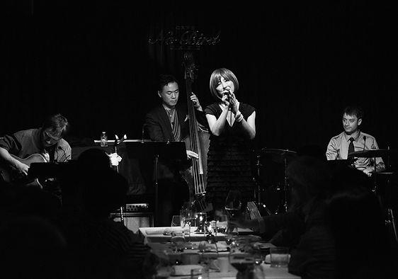 Emi Takada, Jazz Vocalist