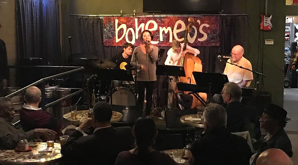 Emi Takada at bohemeo's
