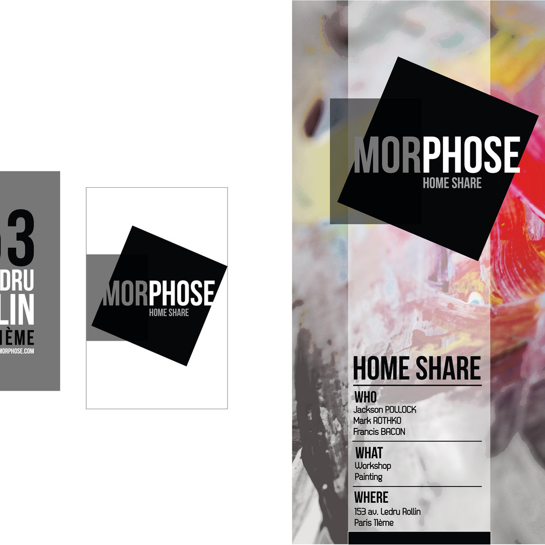 Morphose // Communication