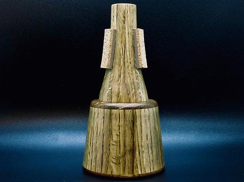 Oak Barrel Straight Mute
