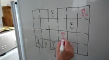 段ボール工作・自作テーブルゲーム