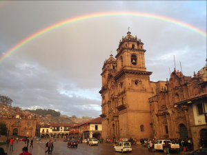 Rainy season in Cusco is long and wet! It is in fact a tropical monsoon, at 3000 meters