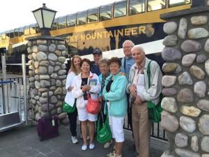 Group Travel - Canadian Rockies