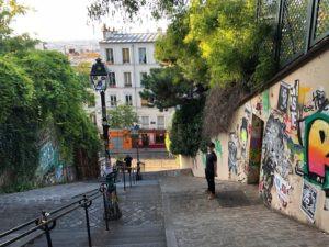 Finn in Paris