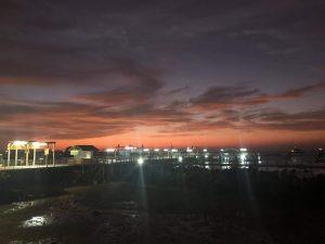 Night skies across the islands
