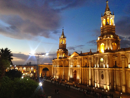 Peruvian Reflections – OR Reflecting Upon Peru OR The Good, The Bad and The Ugly