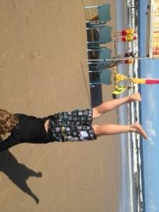 Handstanding in Australia