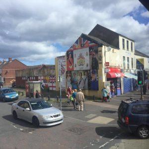 Loyalist Murals