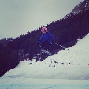 Norway, Finn, jump