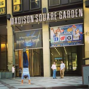 Madison Square Gardens, Hockey, Rangers, New York