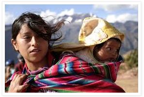 Manam Papi – Quechua Women