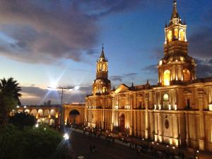 Arequipa - Peru's beautiful 2nd city