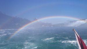 rainbow niagara