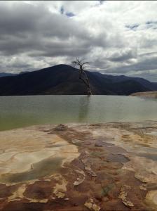 Hierva el Agua in the Oaxacan Hills