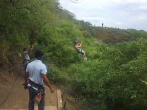 Zipping Through Managua