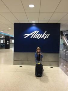 Alaska's hub is in Seattle