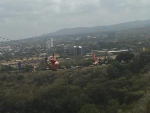 Zip-line, Managua