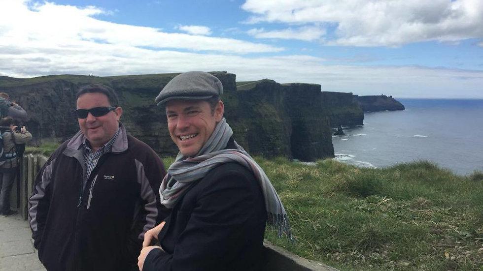 Ireland Oct 21 - Deposit