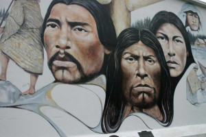 First Nations Mural