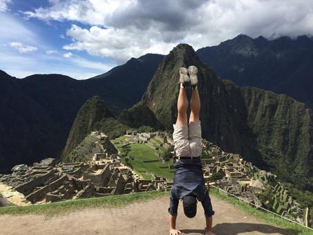 Peru Tour – November 2015 (Travelsphere)