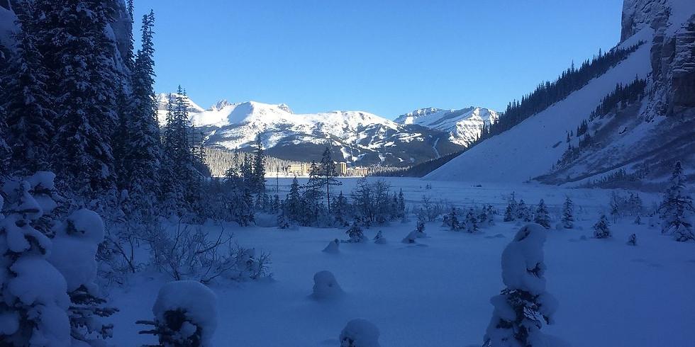 Winter Rockies