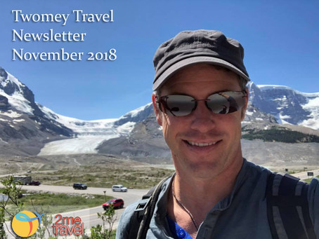 Twomey Travel November Newsletter
