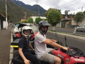 Highland Ecuador, Biking & a Dentist