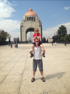 Started in 1910, the Revolution Monument is Mexico's 'Arc de Triomph'